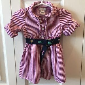 Ralph Lauren Oxford Shirt Dress